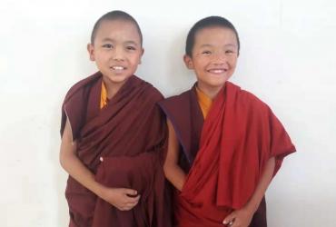 Die Geschichte von Lhakpa Dhondup und seinem Bruder Thrinley